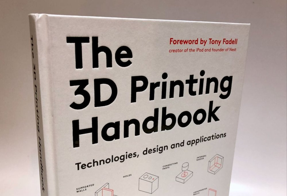 This could be the best 3D printing book yet.