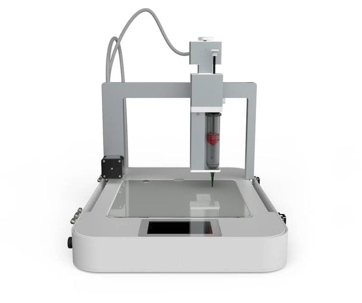 The ByFlow 3D Food Printer