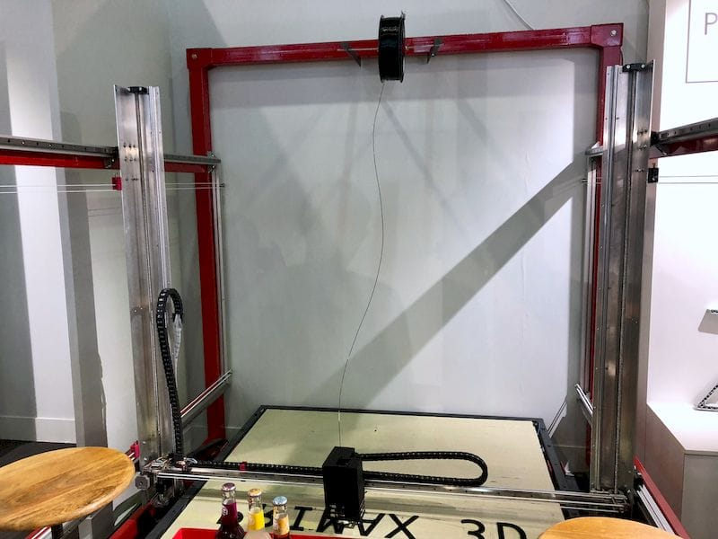 The enormous Primax3D large-format 3D printer