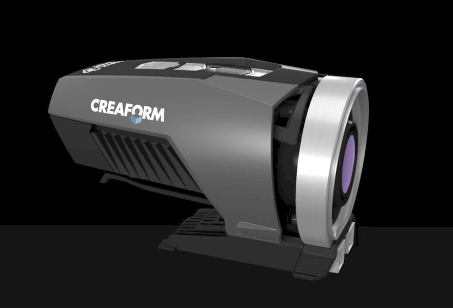 MaxSHOT 3D, a large scale metrology solution from Creaform