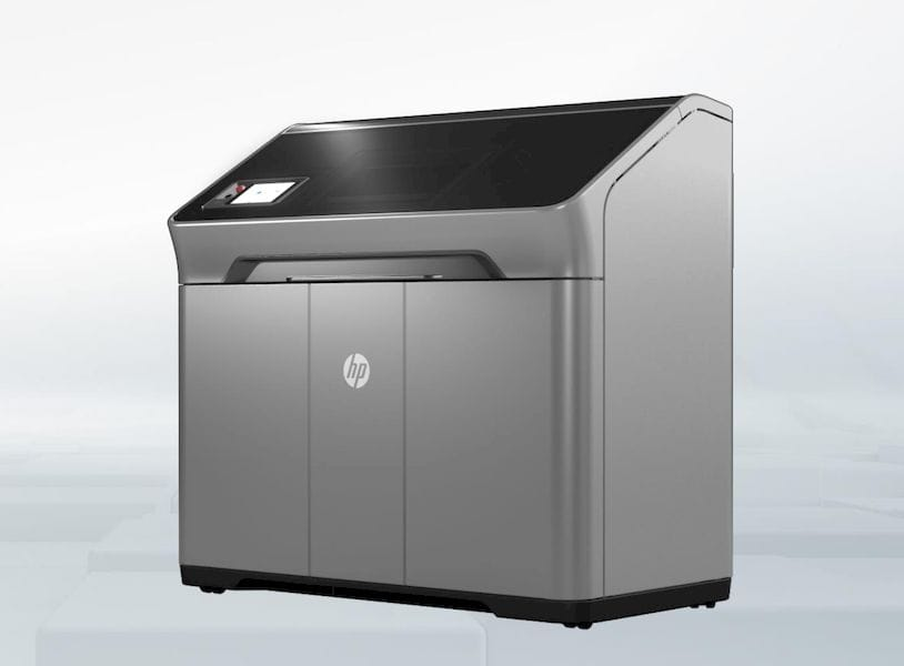 New HP 3D printers - including full color devices