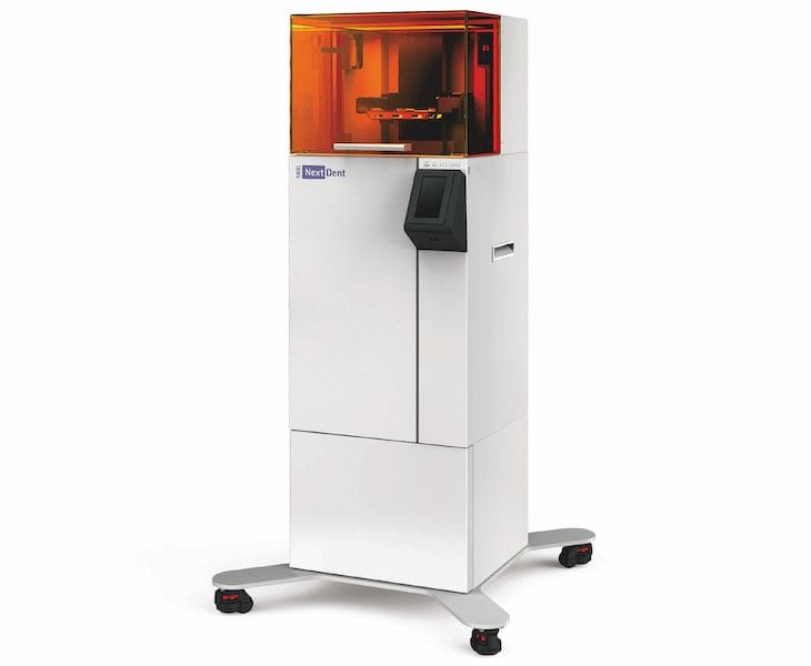 The NextDent 5100 from 3D Systems