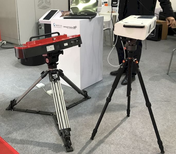 3D Scanners from SMARTTECH
