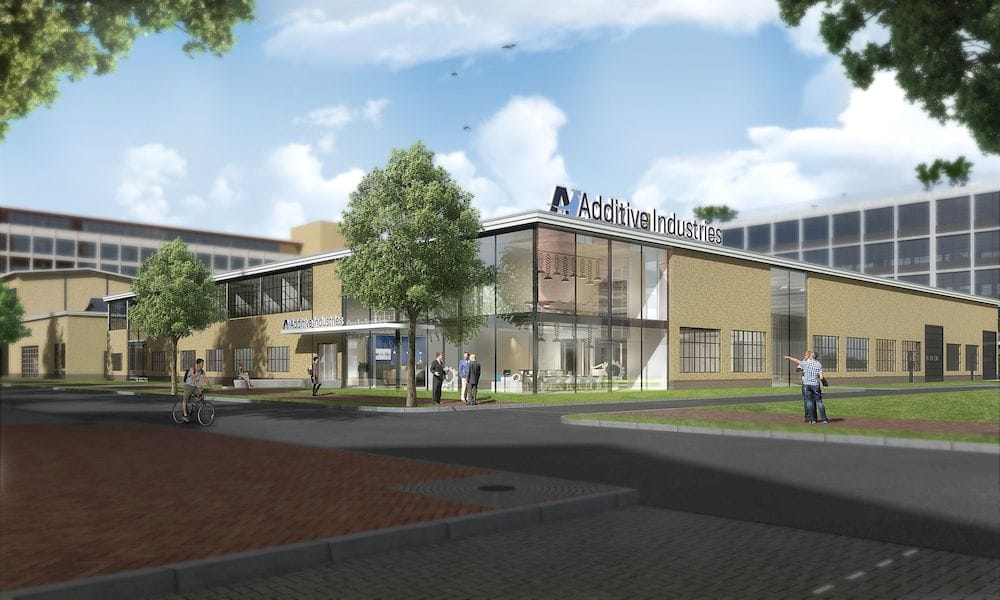 Additive Industries' new HQ in Eindhoven