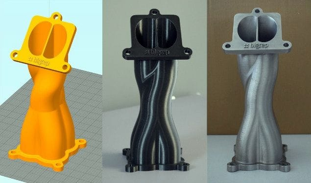 Transforming a 3D print into a more usable prototype