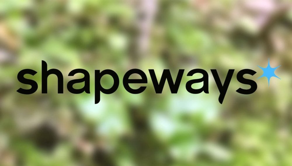 Shapeways' transparency report is released; what does it show?