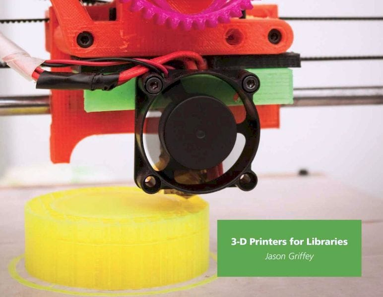 Using 3D printers in libraries