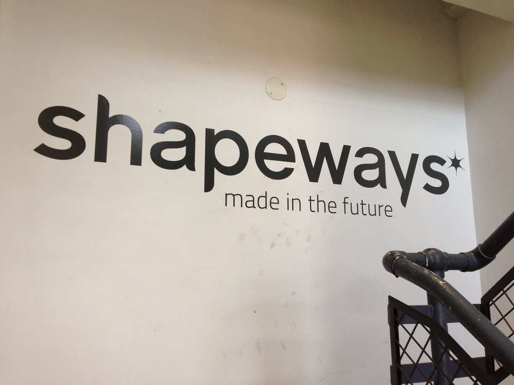Shapeways gains even more funding