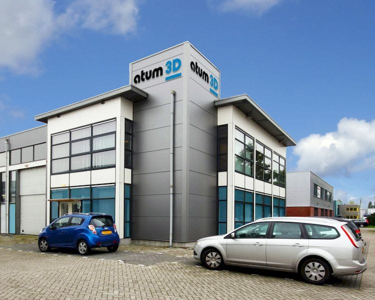 Atum3D's headquarters