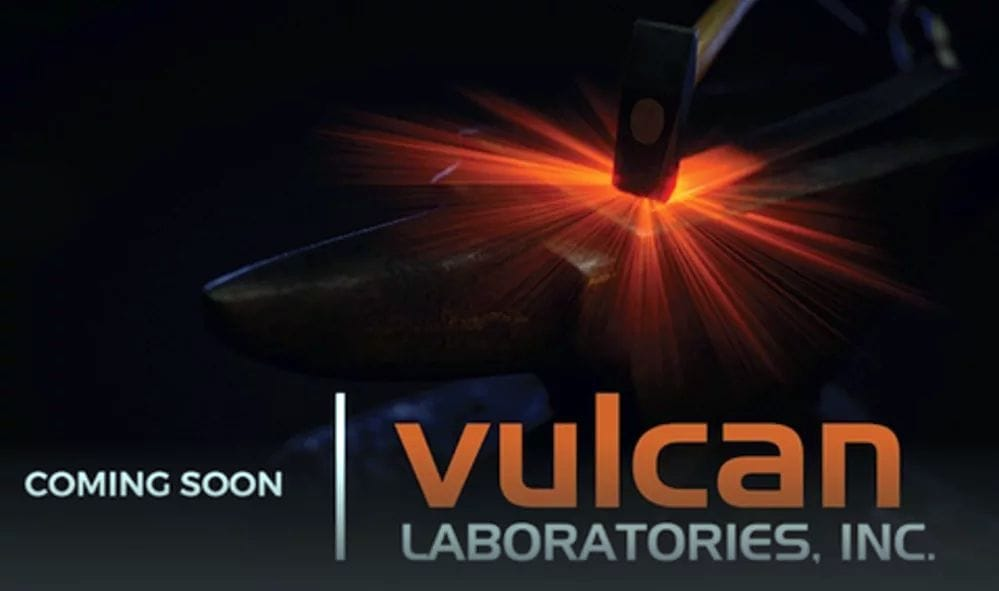 Vulcan Laboratories is a new startup spun out of Stratasys and focused on quality powder bed fusion. (Image courtesy of Vulcan Laboratories.)