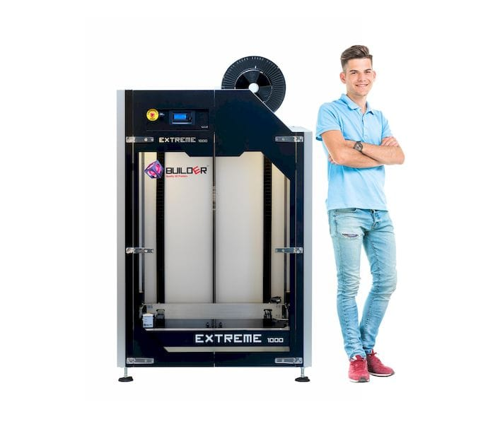 There's a new way to get one of these large 3D printers