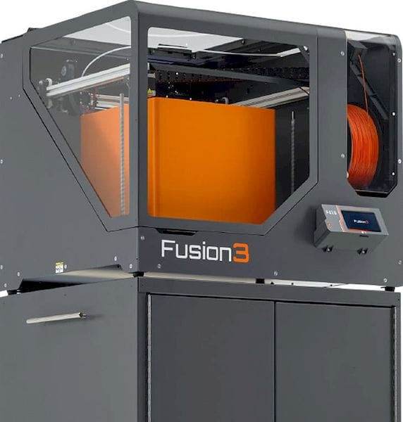 The F410 Professional desktop 3D printer from Fusion3