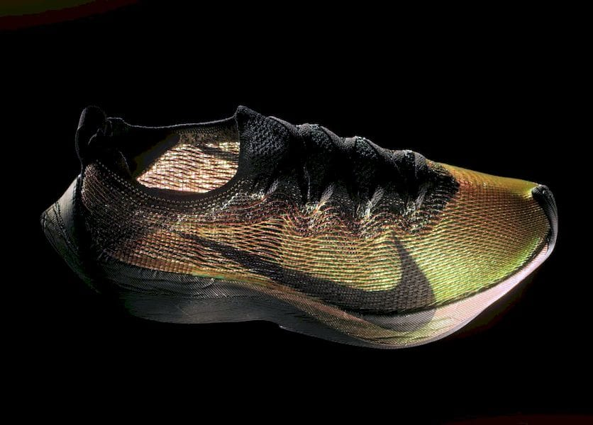 Nike's new Flyprint-produced running shoe