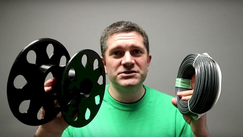 The MasterSpool concept designed by Richard Horne (aka @RichRap)