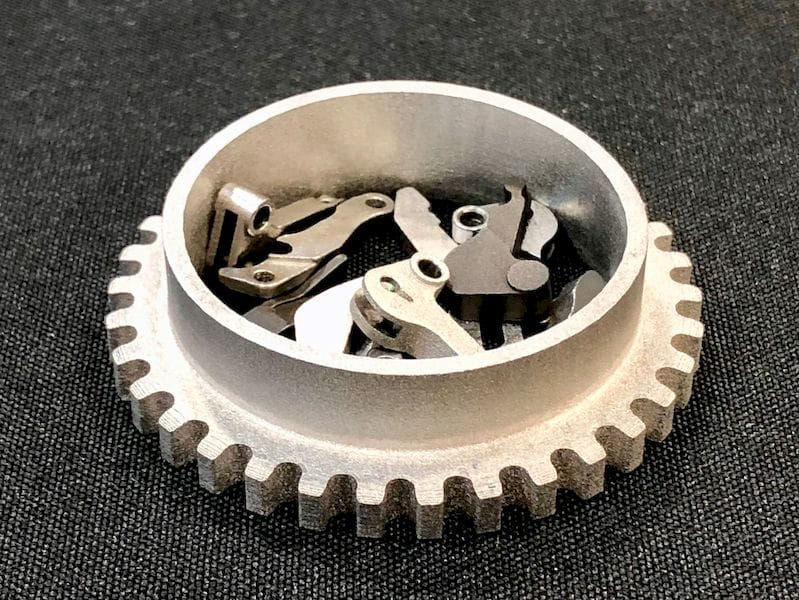 Should 3DEO print larger or smaller parts?