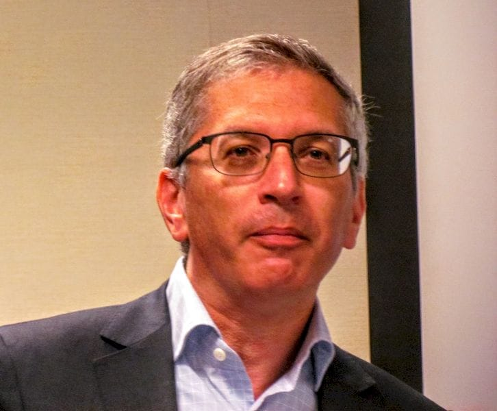 Ilan Levin, now former CEO of Stratasys