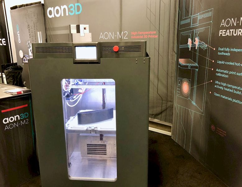 The Aon3D high temperature 3D printer