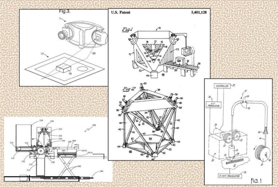 Learn about 3D print patents and how to examine them