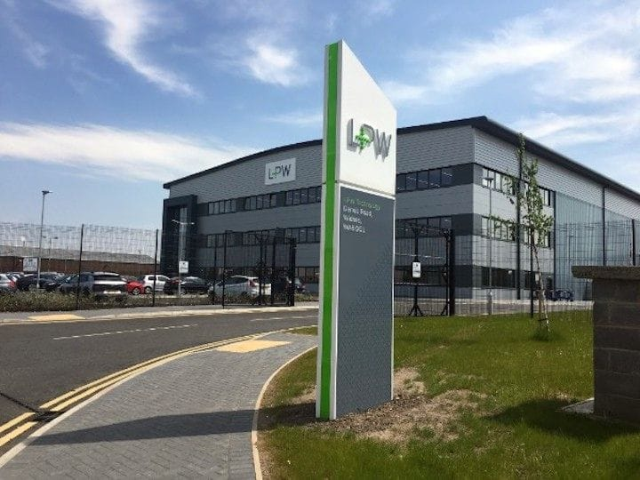 LPW's new 3D metal printing powder plant in the UK