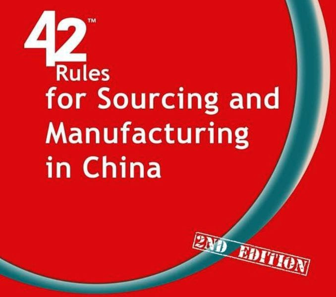 Rules for outsourcing your manufacturing