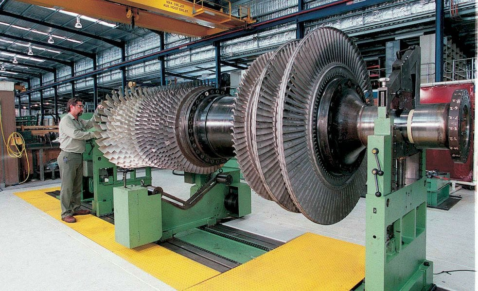 A giant turbine from VEEM: could this be 3D printed?