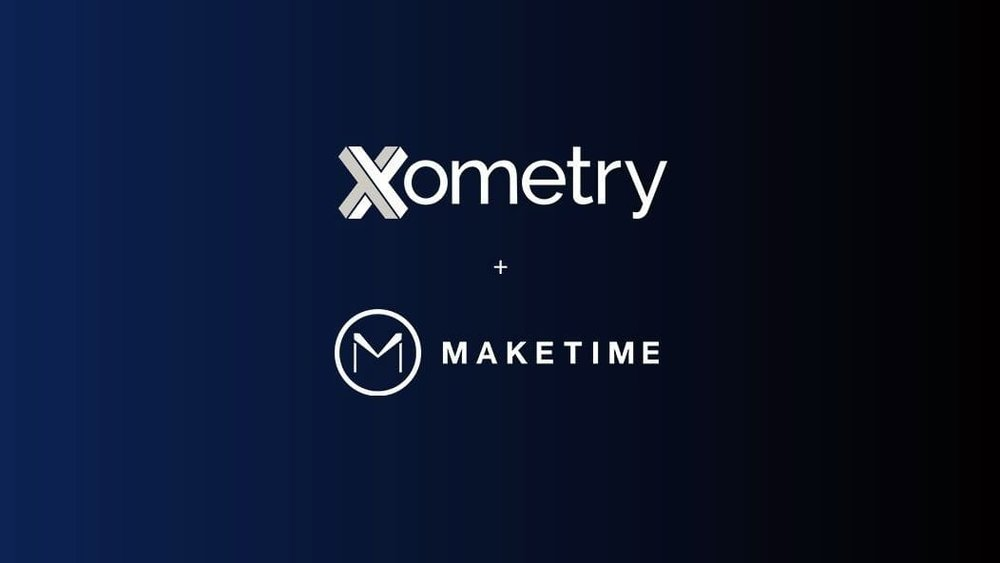 Xometry scoops up Maketime