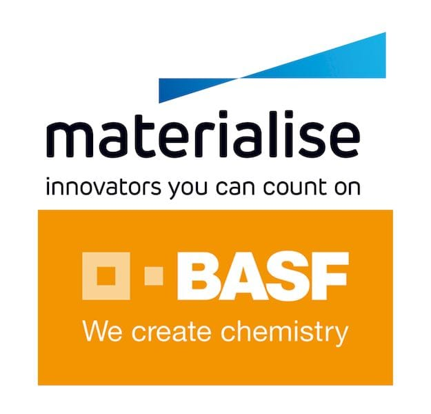 BASF joins Materialise