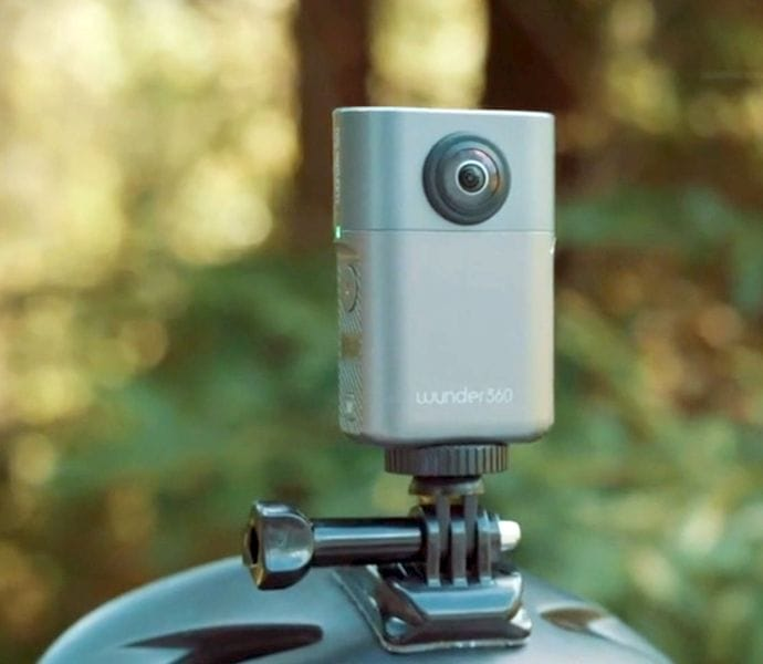 The Wunder360 S1 3D Scanning Camera