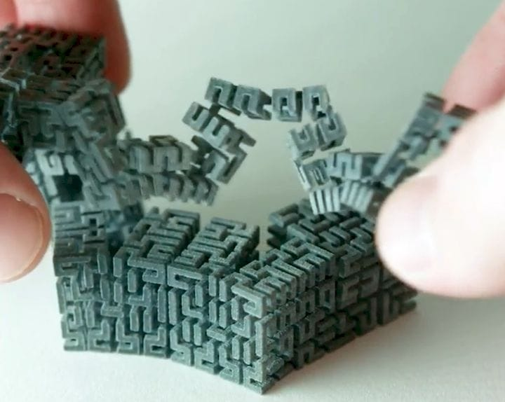 voxejet will soon enable many new applications for large-scale 3D printing [Source: voxeljet]