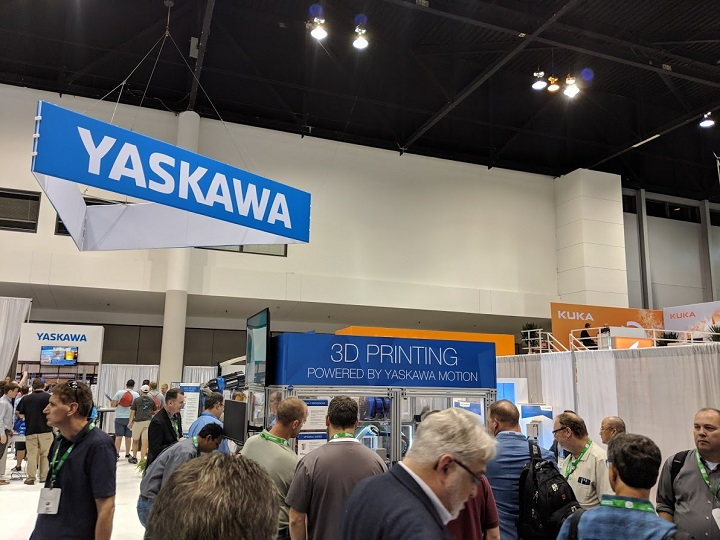3D printing takes its place alongside traditional manufacturing (and robotic bartenders) as competition picks up and the industry takes shape