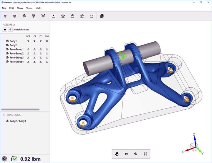Frustum's GENERATE is now available for Windows users [Source: Frustum]