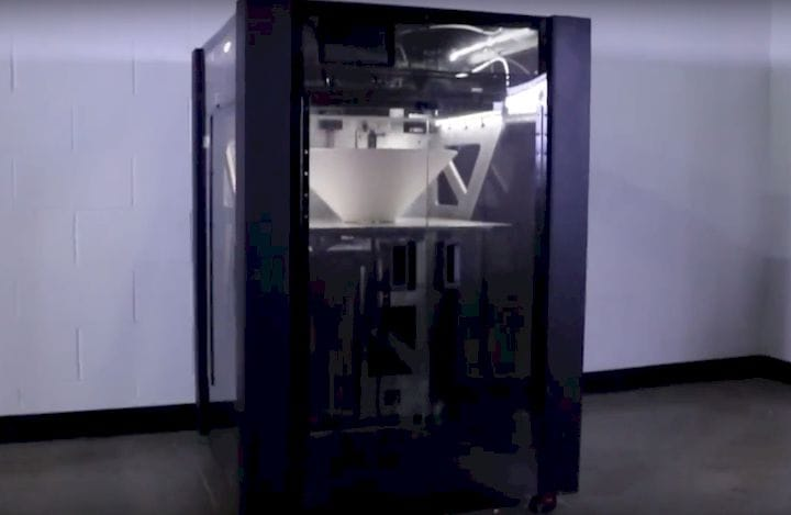 The huge Northworks 600x industrial 3D printer [Source: Northworks]