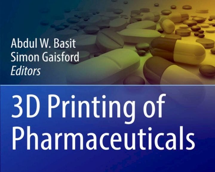 3D Printing of Pharmaceuticals [Source: Amazon]