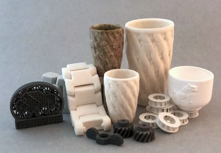 Several new high-load resins will be available from Tethon 3D [Source: Tethon 3D]