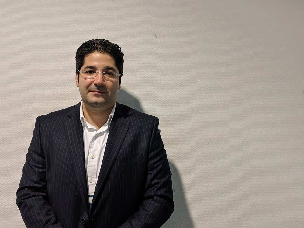 Dr. Mohsen Seifi, Director of Global Additive Manufacturing Programs, ASTM International [Photo: Fabbaloo]