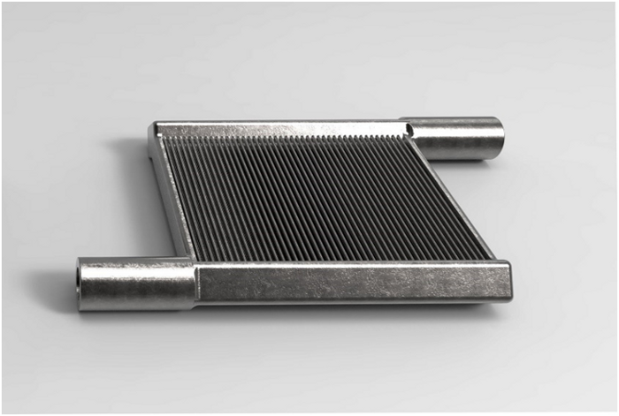 The University of Maryland has made significant strides in the development and refinement of their 3D printed heat exchanger [Source:  Energy.gov ]
