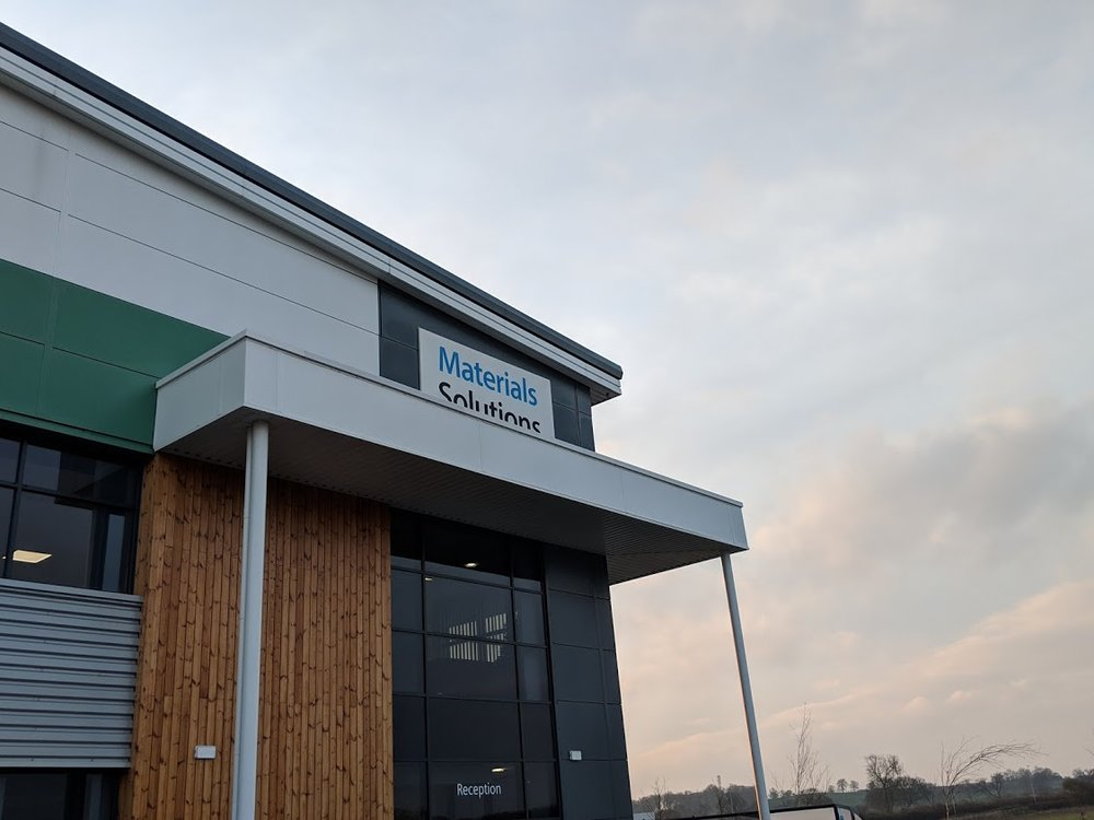 Materials Solutions' new additive manufacturing facility in Worcester, UK [Image: Fabbaloo]