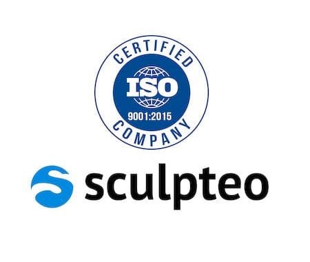 Sculpteo's certification means something to the entire 3D print service industry [Source: Fabbaloo]