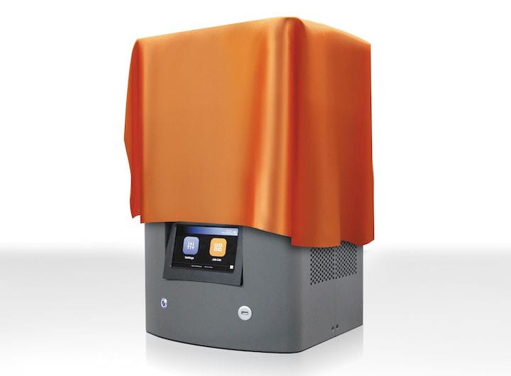 EnvisionTEC's mystery dental 3D printer [Source: EnvisionTEC]