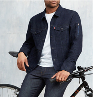 Levi's Commuter Trucker Jacket