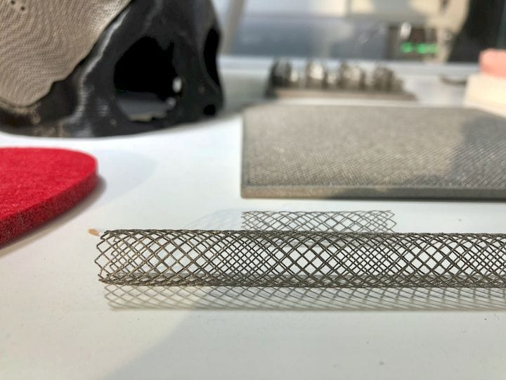 Incredibly delicate metal 3D print from Winforsys [Source: Fabbaloo]