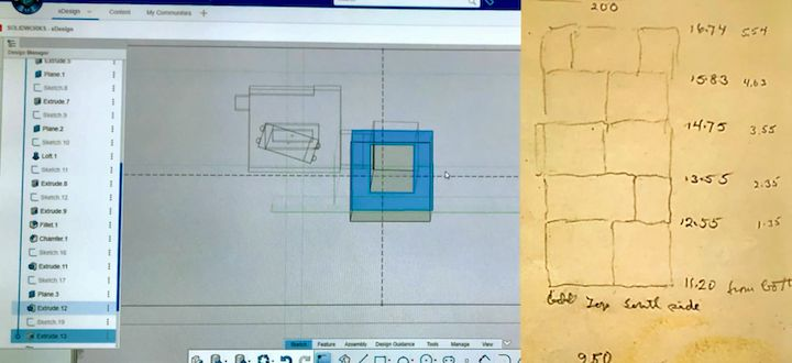 Developing 3D models of ancient Egyptian tomb structures [Source: Fabbaloo]