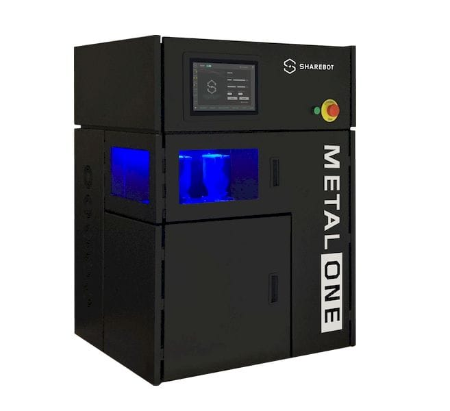 The new MetalONE 3D printer [Source: Sharebot]