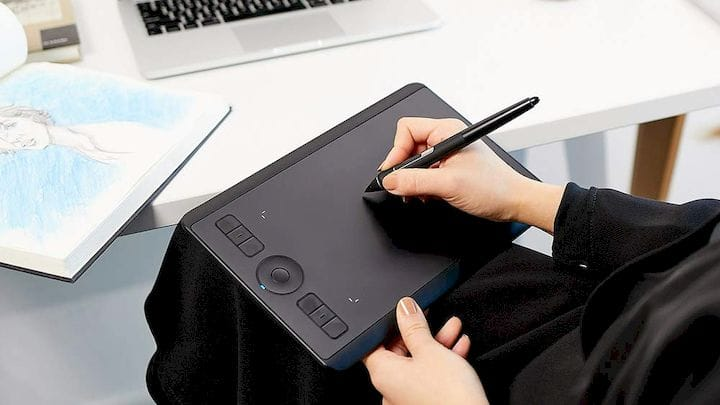 Wacom's New Intuos Pro Small Is More Compact For Pro Designer On the Go