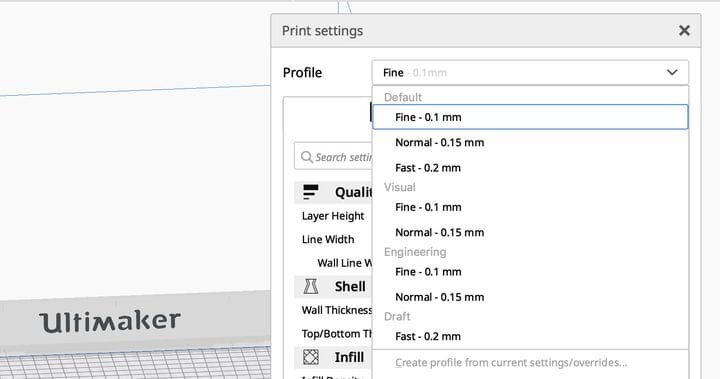 Ultimaker Cura 4 3 Released With A Feature I've Wanted Forever