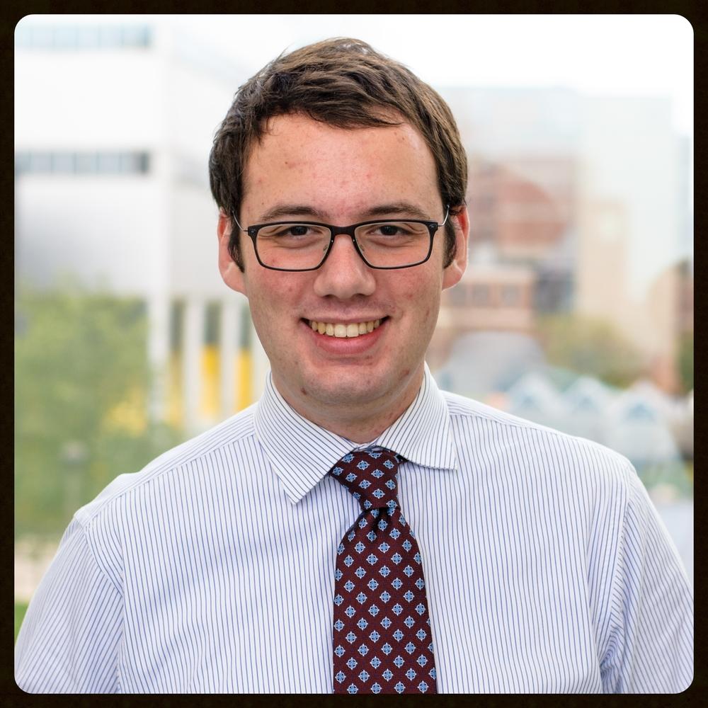 Adam Gorman, MS2 Co-Director of Technology agorman@med.wayne.edu