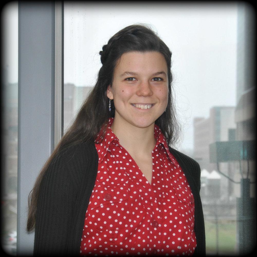 Lize Loubser, MS2 Director of Finance lloubser@med.wayne.edu