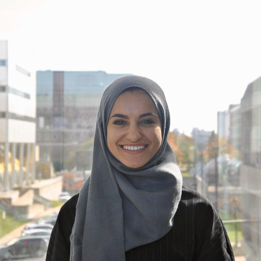 Radwa Elsharawi, MS1 Education and Training Coordinator radwa.elsharawi2@wayne.edu