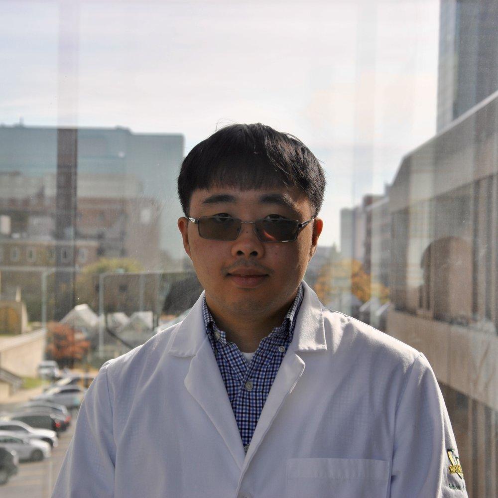 Raymond Chung, MS1 Technology Coordinator Raymond.chung2@med.wayne.edu