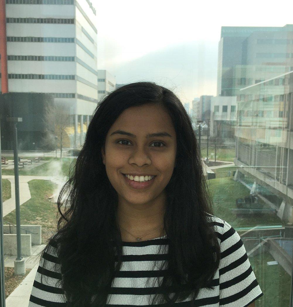 Lakshmi Guduguntla, MS2  Liaison and Advocacy Director Lakshmi.guduguntla@wayne.edu